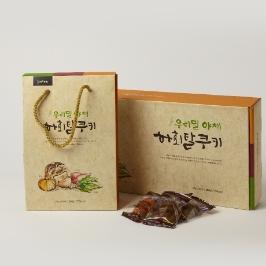 [류충현약용버섯] [건가장] 하회탈쿠키 15EA
