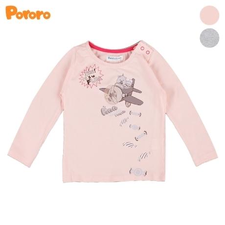 [뽀로로] 오가닉 빈지 티셔츠 PA09ART075