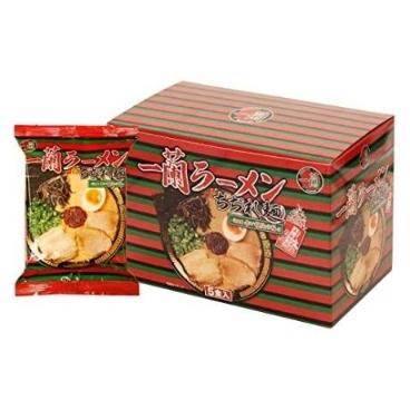 [해외배송] 이치란 라멘 5개입 / 일본명물 라멘을 집에서 즐기세요