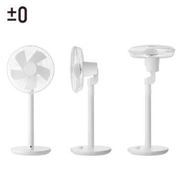 [해외배송] 플러스마이너스제로 선풍기 XQS-Y620 / 여름 미리준비 할인가격 / 초특가 재고한정