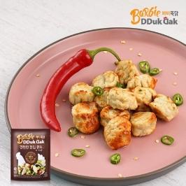 간편한 한입 큐브닭가슴살 청양고추 100gX10팩(1kg)/헬스닭가슴살 닭가슴살큐브 닭가슴살스테이크 다이어트