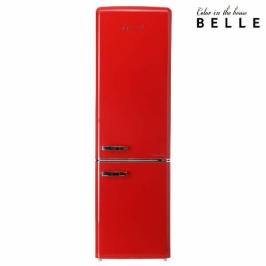 [벨] (현대Hmall)[BELLE]벨 레트로냉장고 RC27ARD (270L/2도어/레드/콤비)