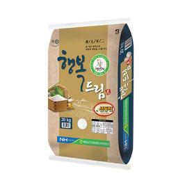 -19년 햅쌀 임실농협 행복드림 신동진 쌀 20kg