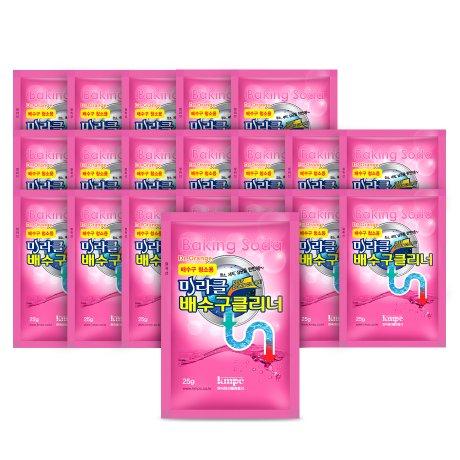 [싹쓸이딜] 닥터오렌지 배수구 클리너 25g