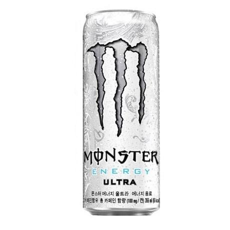 [무료배송] 몬스터 에너지 울트라 355ml x 24캔