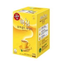 [원더배송] 동서 맥심 커피믹스 340T 모카골드