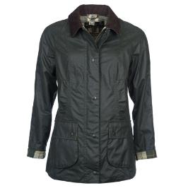 [바버] 바버 Barbour Beadnell Wax Jacket_Sage