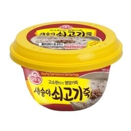[싸고빠르다] 오뚜기 새송이 쇠고기죽 285g