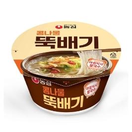 [원더배송] 농심 콩나물뚝배기 93g 16컵