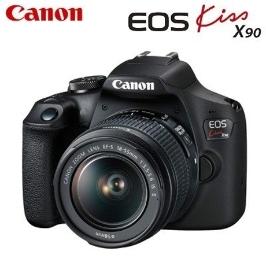 [캐논] 캐논 / EOS Kiss X90 / EF-S18-55 IS II 카메라+렌즈키트 / 디지털 SLR 카메라 / 관부가세 포함가