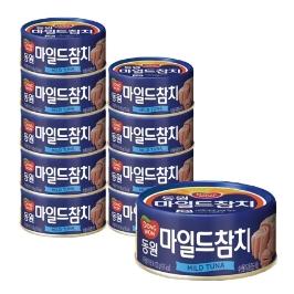 [더싸다특가] 동원 마일드참치 100g x 8캔