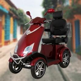 라짱  - YIMA02 전동 4륜 사륜 전동휠체어 노인전동차 스쿠터 전기스쿠터 전동킥보드 전동자전거 삼륜전동스쿠터 전기차 4륜