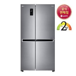 ★ (공식판매점) LG 디오스 양문형냉장고 S831S30