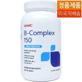 [지앤씨] [해외배송] GNC 비 컴플렉스 빅 BIG 150 100베지캡
