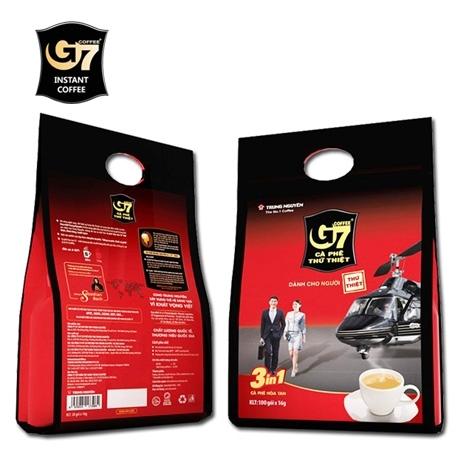 G7 3in1 믹스커피(내수용) 100개입(16g x 100개입)