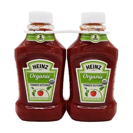 코스트코 HEINZ 하인즈 유기농 토마토케찹 1.25kg