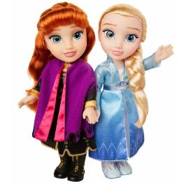 [미국 디즈니 정품 프로즌2] 겨울왕국2 안나 & 엘사