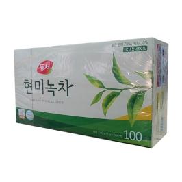[동서] 동서 현미녹차 100T