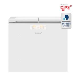 [딤채] [쿠폰+카드 747,120원] ◎ (전국무료배송)  신제품 위니아 딤채 뚜껑형 김치냉장고 EDL22CFWOWS 221리터