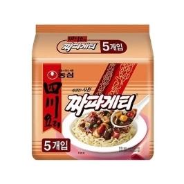 [더싸다특가] 농심 사천 짜파게티 137g 10봉