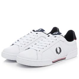 [프레드페리] [슈즈코치] 프레드페리 스니커즈 B722 레더 (B6202-100) 운동화 신발