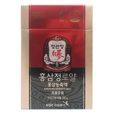 정관장 홍삼정 로얄 240g
