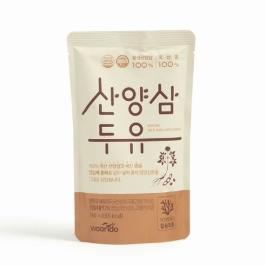 [본사직영] 산양삼두유 1BOX (15포 X 190ml)