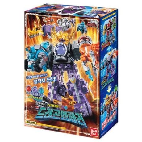 [파워레인저] 파워레인저 갤럭시포스 DX 드래곤엠페러 어린이선물 크리스마스선물 로봇선물