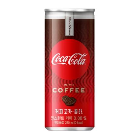 [코카콜라]코카콜라(커피) 250ml
