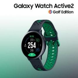 [갤럭시] (현대Hmall)삼성 갤럭시 워치 골프에디션 GPS 골프거리측정기(46mm) (2018년 8월출시)
