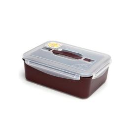 원핸들 김치통 2.4L BPA FREE 완벽 밀폐