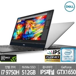 (예약판매)DELL XPS15-7590 D679X7590102KR i7-9750H/16GB/Win10(5/18일 출고 예정)