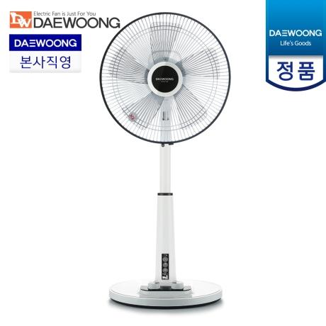 [대웅모닝컴] D_ 2019년 최신상 대웅모닝컴 스탠드선풍기 / DWF-B3971BK