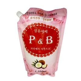 P&B 유아용 섬유세제 1100ml
