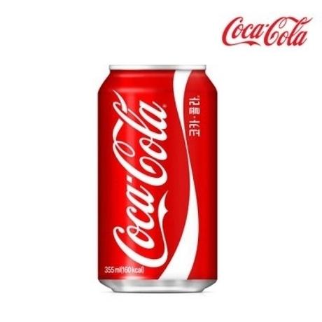 [코카콜라] 코카콜라 355ML*24캔(업소용)