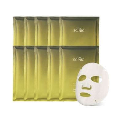 싸이닉 [트라이얼 키트 증정] 싱글 오리진 해풍쑥 마스크 10매