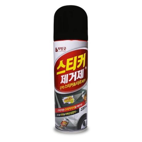 AK몰_[리빙굿] 스티커제거제 220ml