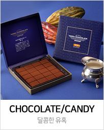 초콜릿/캔디